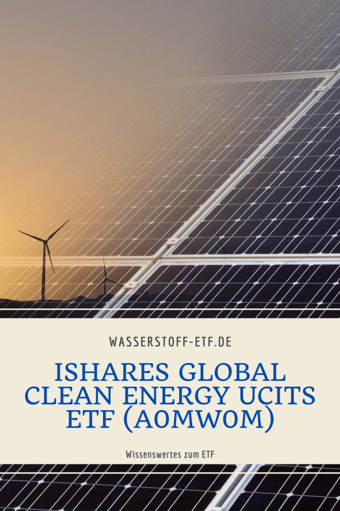 Pinterest Pin iShares Global Clean Energy ETF (A0MW0M)